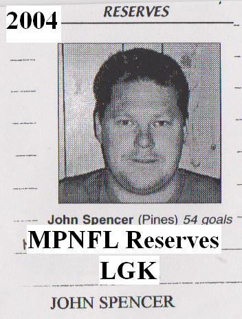 601.2004 John SPENCER MPNFL RES LGK